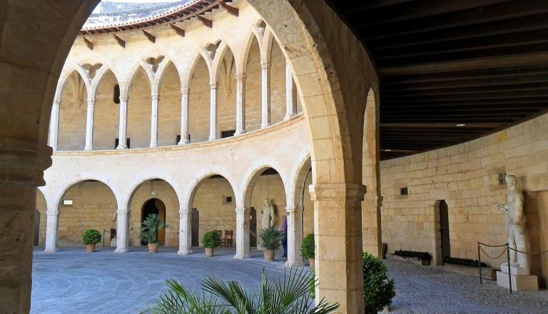 Balearen - Castell de Bellver
