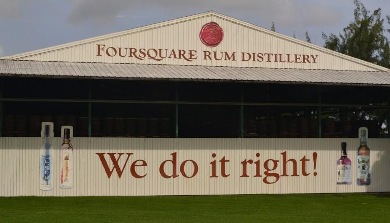 Barbados - Foursquare Rum Distillery