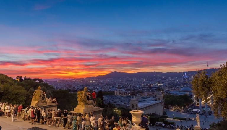 Barcelona-Montjuic.