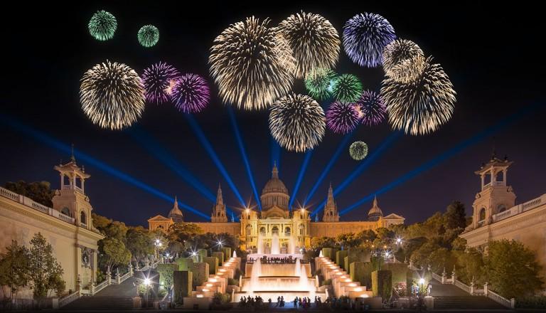 Barcelona-Partyurlaub.