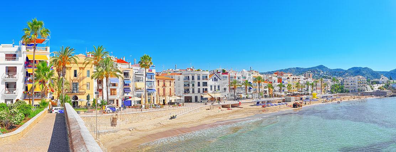 Barcelona-Sitges