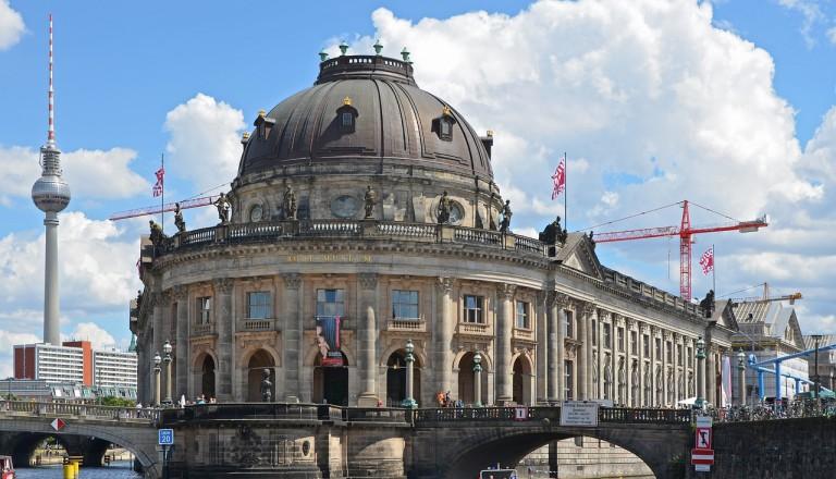Berlin - Museumsinsel - Bode-museum