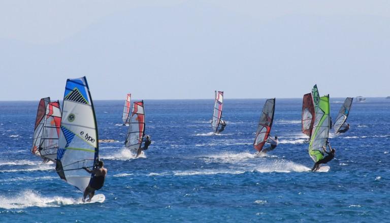 Bodrum - Windsurfen