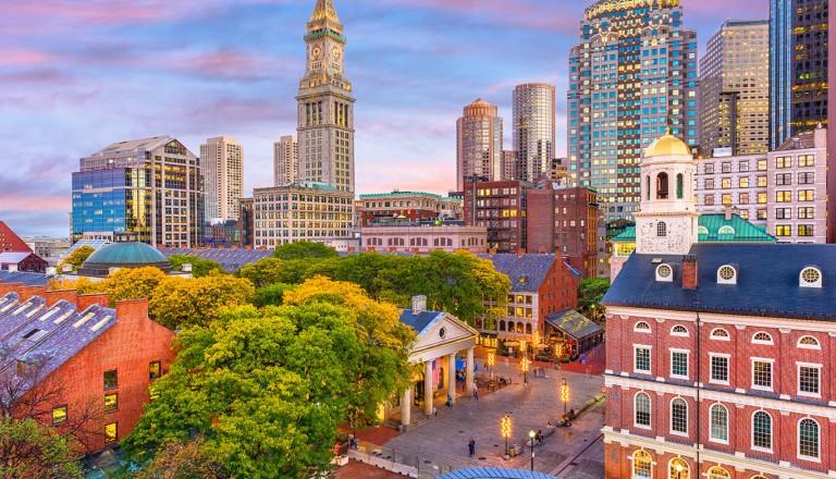 Boston-Staedtereise
