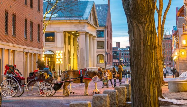 Boston-stadt