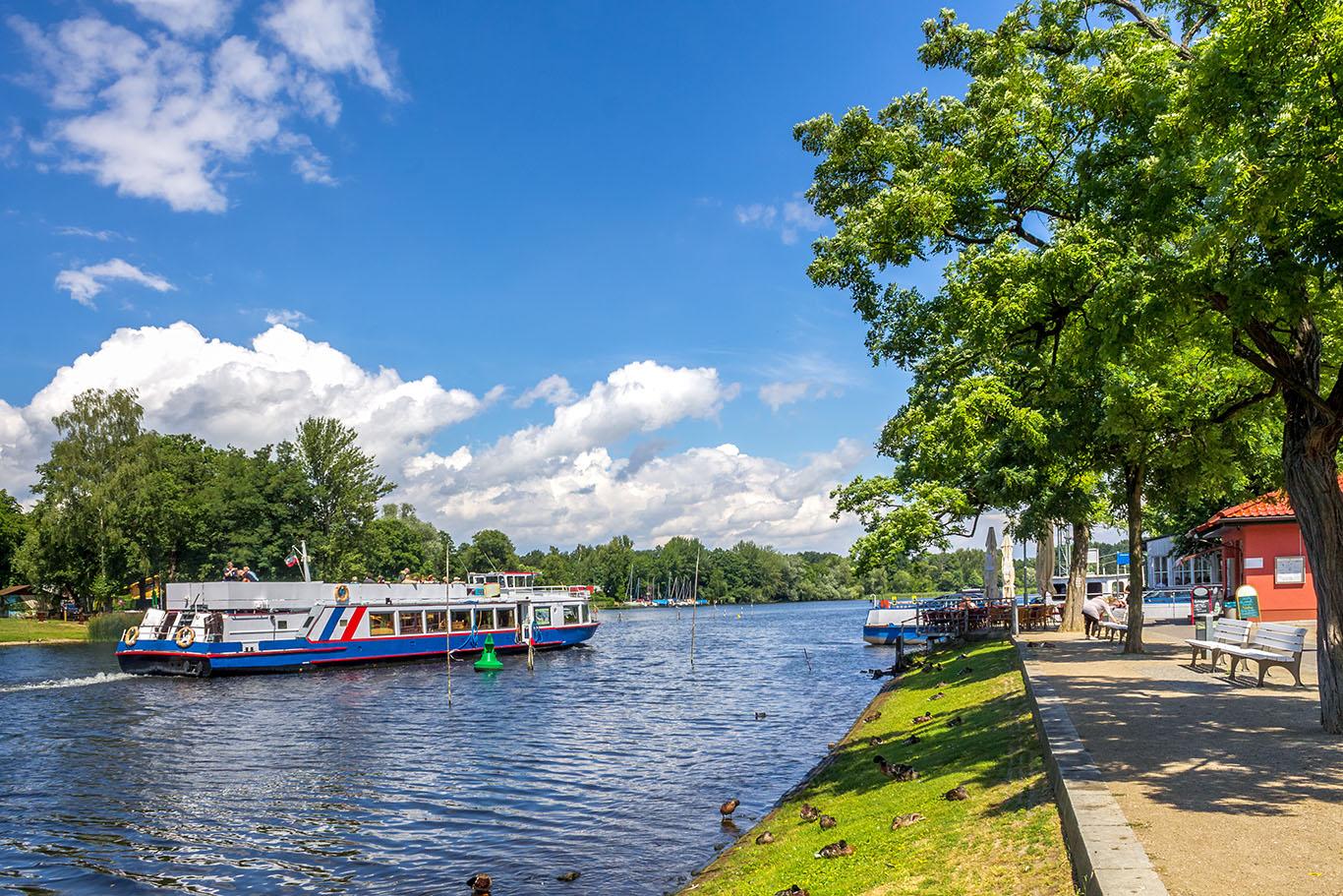 Brandenburg-Beste-Reisezeit - Caputh, Schwielowsee