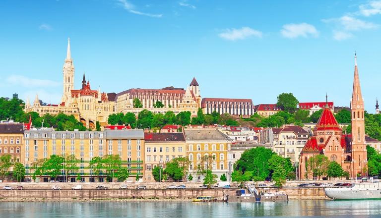 Budapest-Burgviertel-
