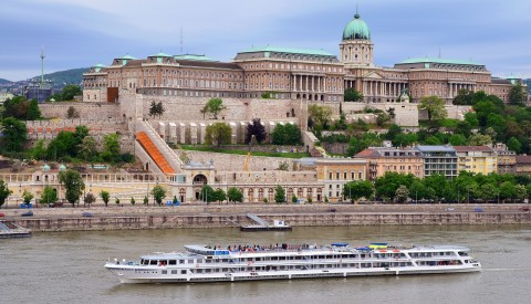 Budapest- Donau Schifffahrt