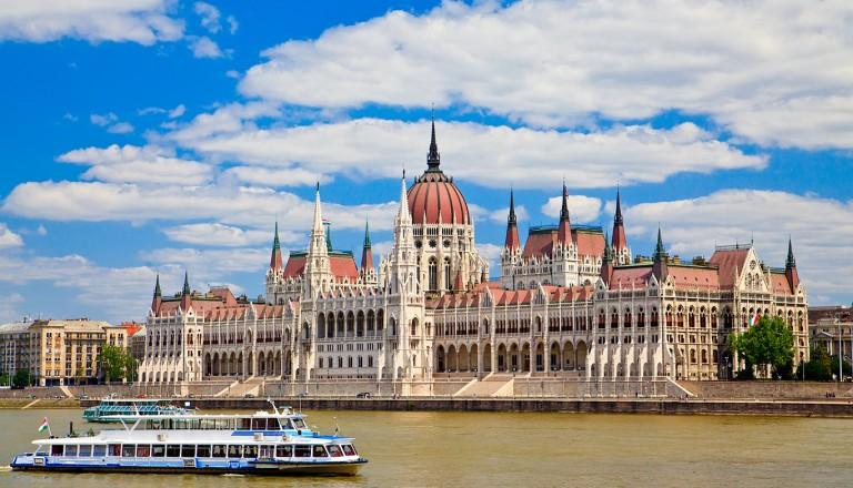 Budapest-Flussschifffahrt