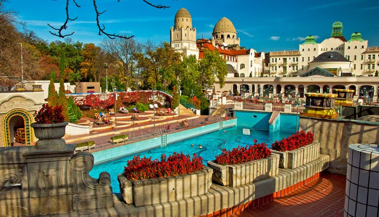 Budapest-Gellert-Bad