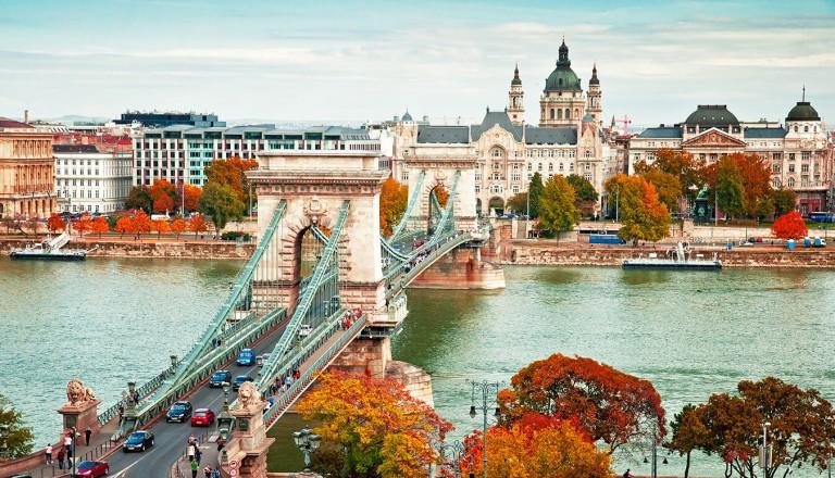 Budapest-Herbst