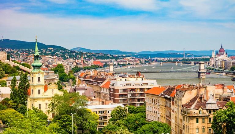 Budapest - Hotels