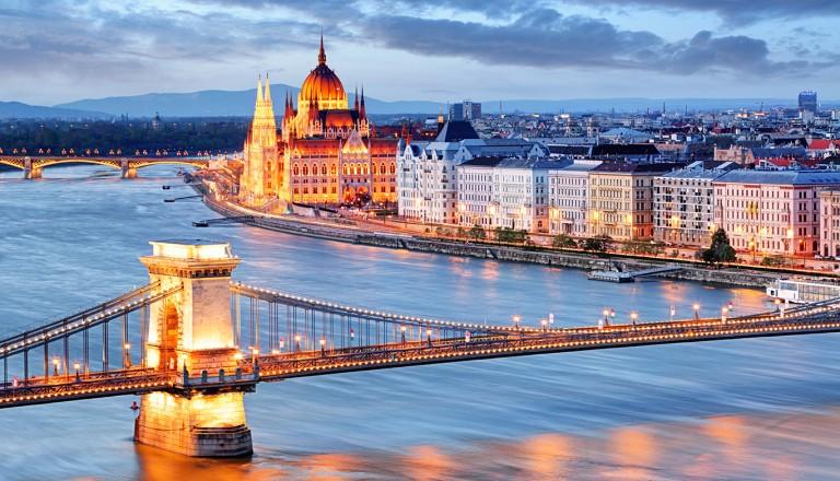 Budapest-Kettenbruecke