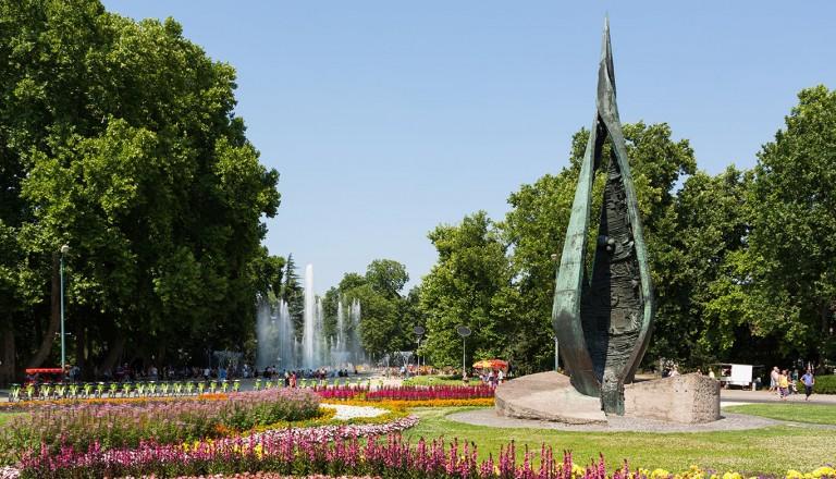 Budapest-Margareteninsel