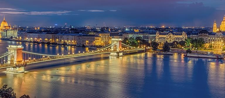 Budapest-Partyurlaub.