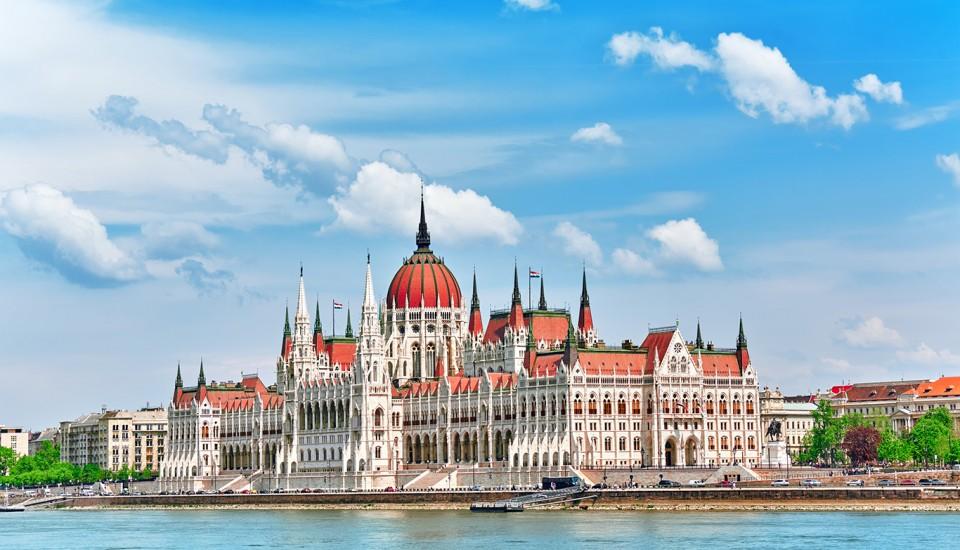 Budapest-Pauschalreise.