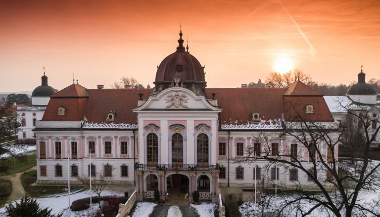 Budapest-Schloss-Godollo