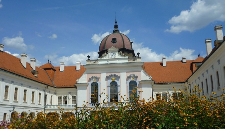 Budapest - Schloss Goedollo