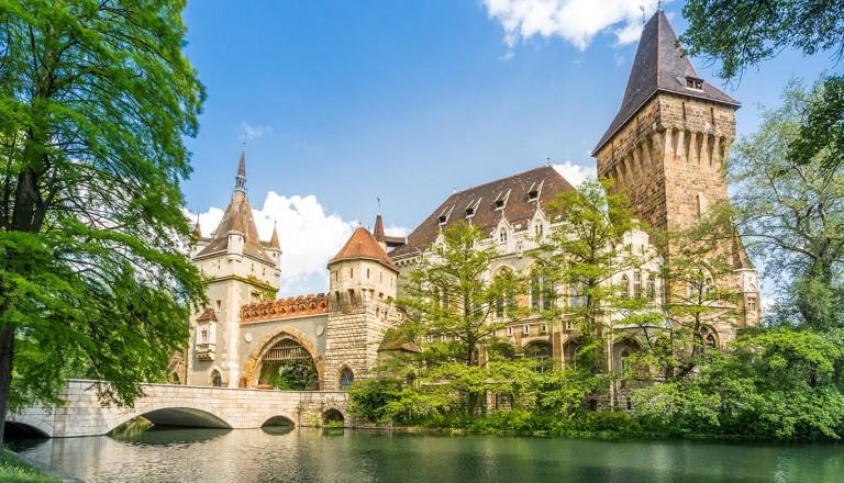 Budapest-Stadtwaeldchen