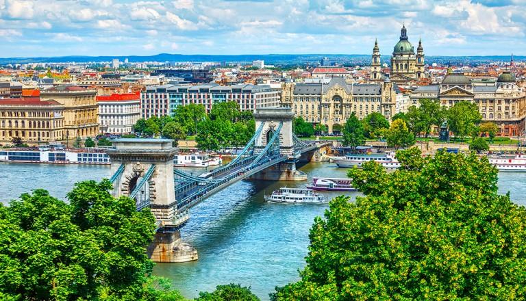 Budapest-Staedtereisen
