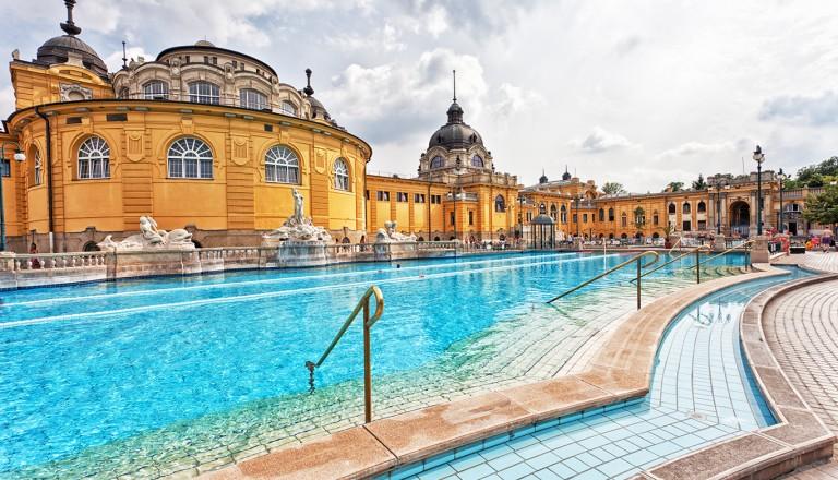 Budapest-Szechenyi-Heilbad