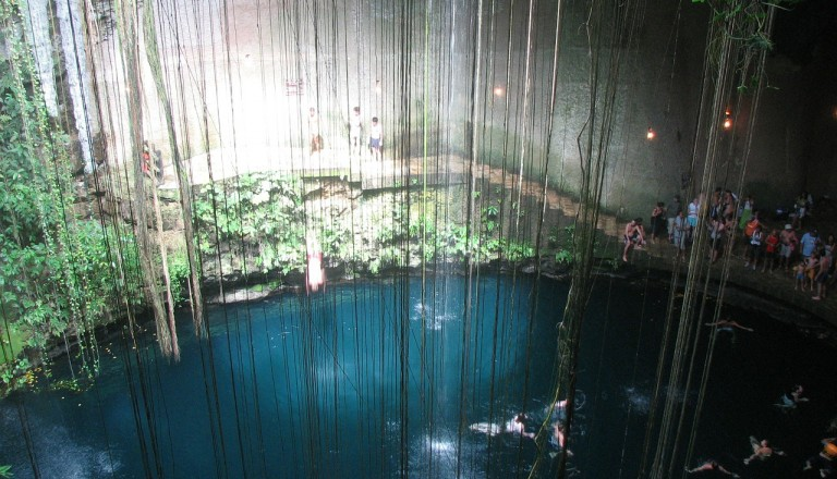 Cancun - Cenote Ik Kil