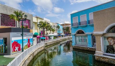Cancun - La Isla Shopping Village