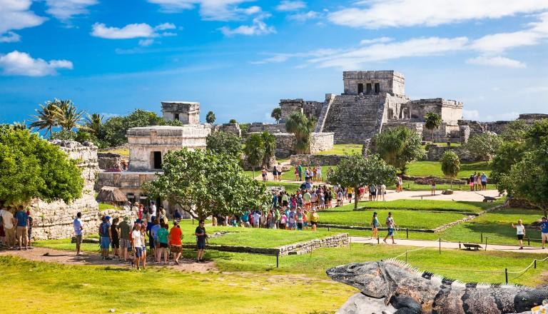 Cancun-Reisezeit.