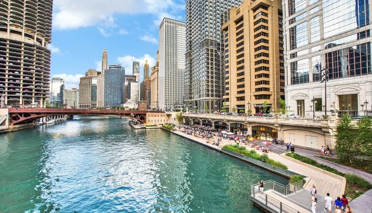 Chicago-Sommer