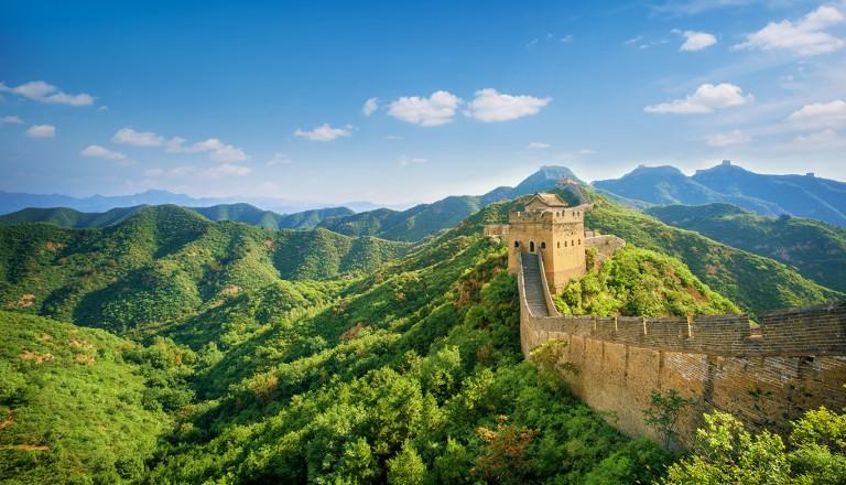 China-Chinesische-Mauer