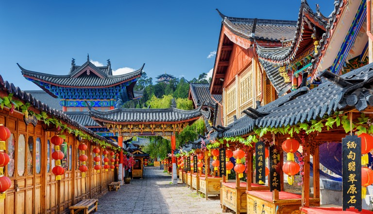 China-Reisezeit