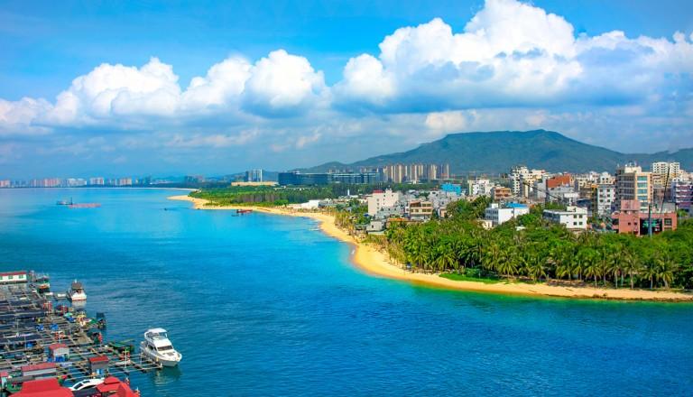 China-Yalong-Bay