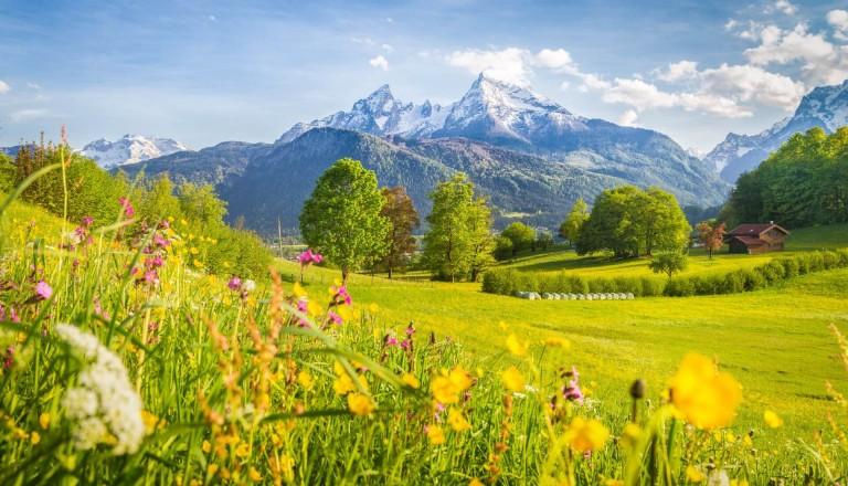 Deutschland - Alpen