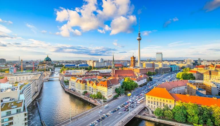 Städte von Deutschland - Berlin
