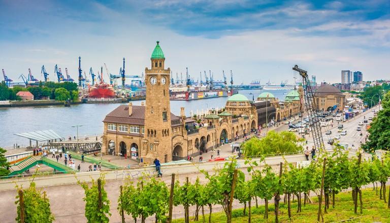 Städte von Deutschland - Hamburg