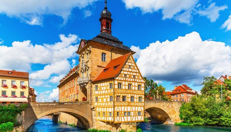 Deutschland-Reiseziel-Bamberg
