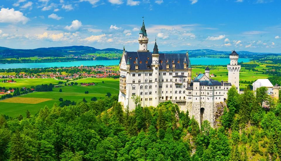 Neuschwanstein, Bayern - Germany
