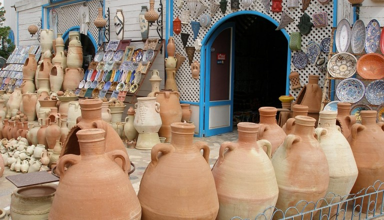 Djerba - Sedouikech - Guellala