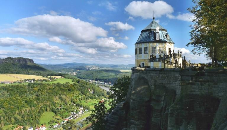 Festung Königstein - Dresden