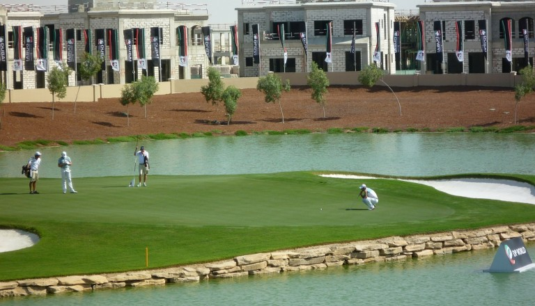 Dubai - Golf Club - Nad al Sheba