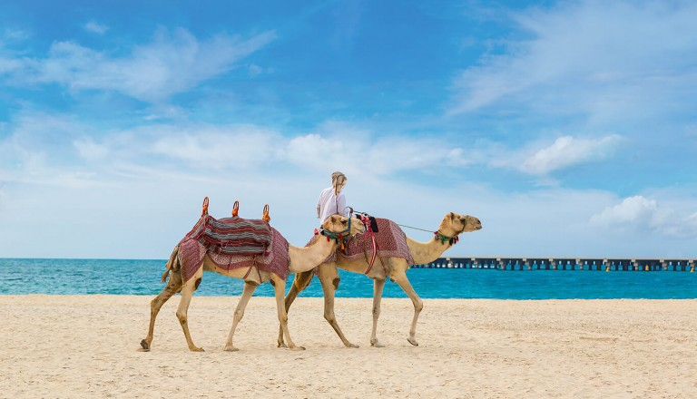 Dubai - Mercato Beach