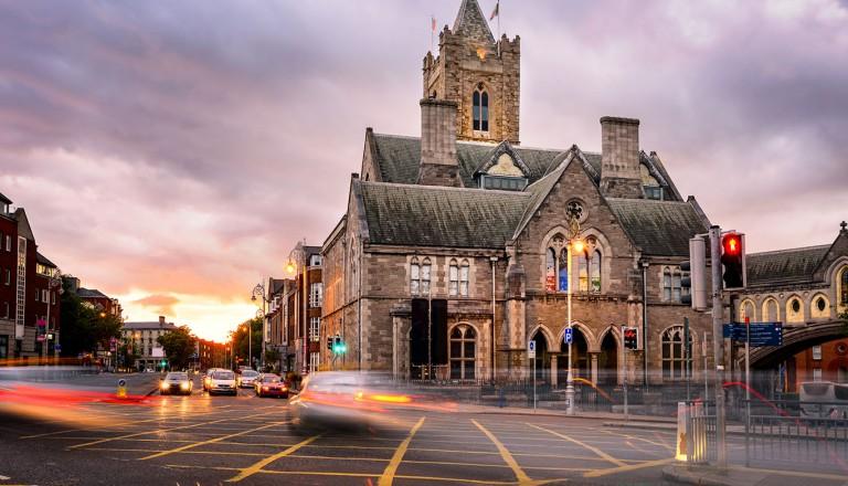 Christ Church Cathedral - Dublin