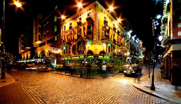Dublin-Party-Urlaub