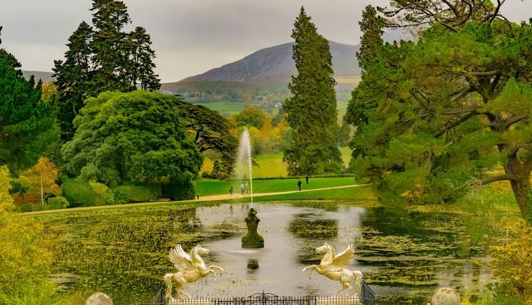 Powerscourt Gardens - Dublin