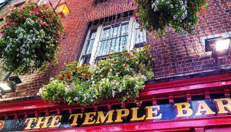 Temple Bar – Dublin