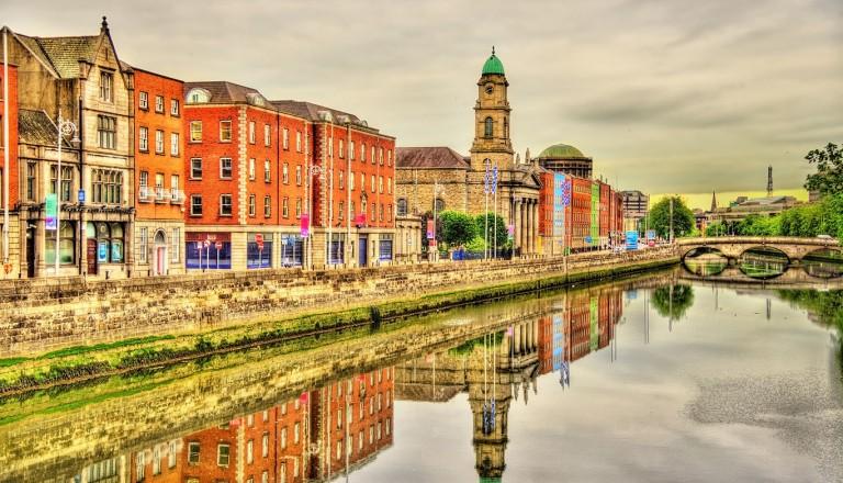 Dublin-Zentrum