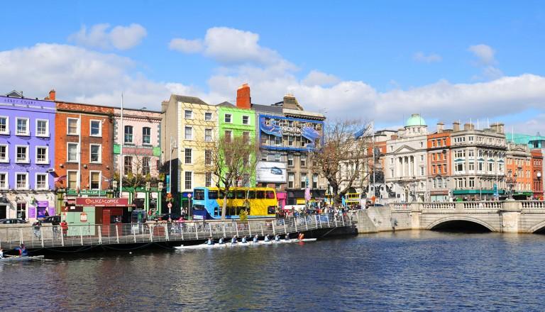 Dublin Ganz-Jahr