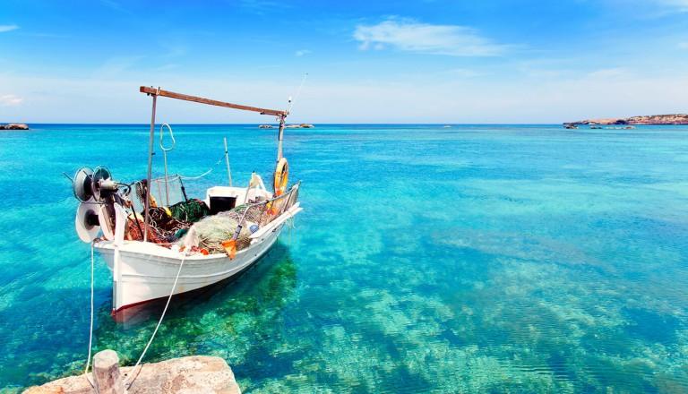 Formentera - Playa Es Pujols