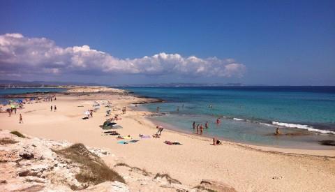 Formentera - S'Espalmador