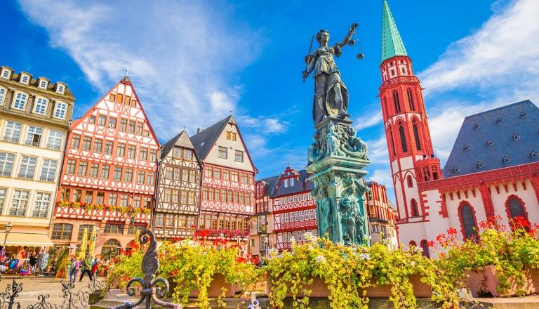 Frankfurt-Altstadt.